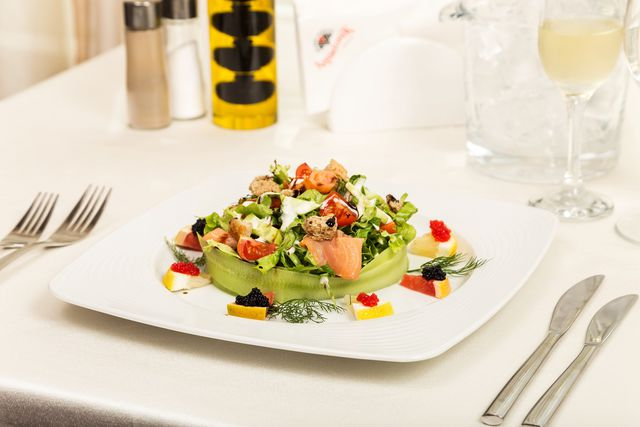 Aquatonik hotel - Food and dining
