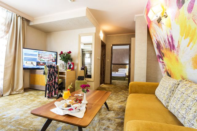 Aquatonik hotel - VIP apartment