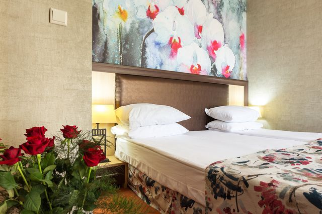 Aquatonik hotel - DBL room